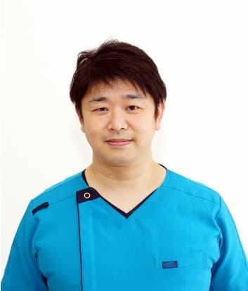 ひめじま歯科の「院長の姫嶋良將さん」画像